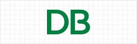 DB Inc. 로고(굵은글씨)